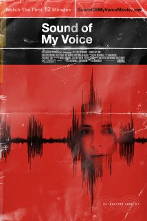 Sound of my voice (poster)