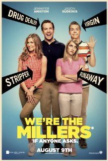 We're the Millers (2010) poster